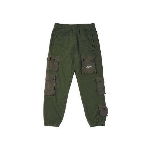 Palace C-Pocket Joggers Green
