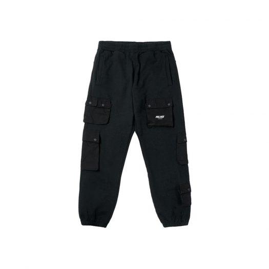 Palace C-Pocket Joggers Black