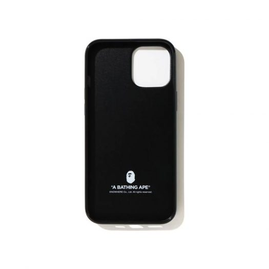 Bape Multi Camo Iphone 12 Pro Max Case White