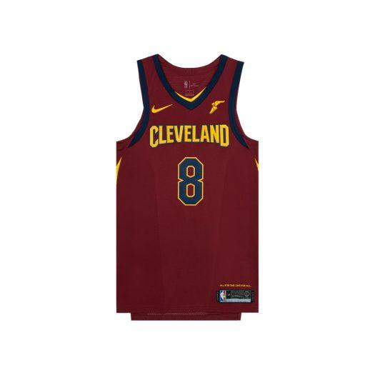 Nike x Daniel Arsham x Cleveland Cavaliers Signed Icon Authentic Jersey Wine