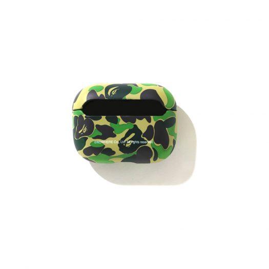 BAPE ABC Camo Airpods Pro Case (SS21) Green