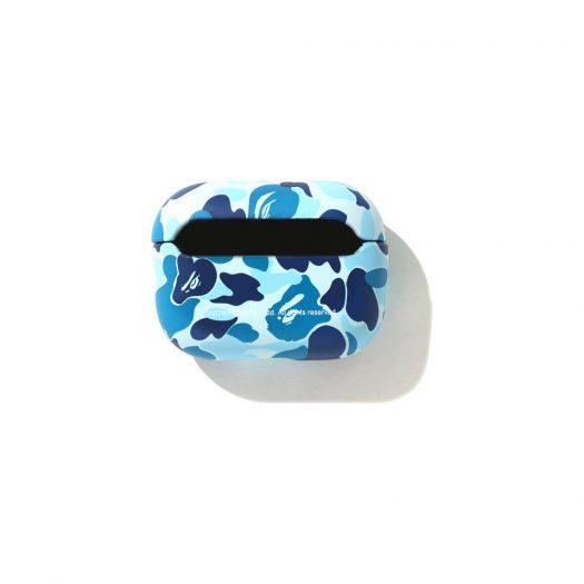 Bape Abc Camo Airpods Pro Case Blue
