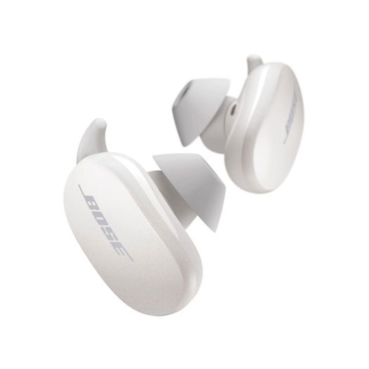 Bose QuietComfort Earbuds True Wireless Noise Cancelling In-Ear Headphones (831262-0020) Soapstone
