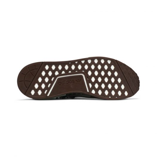 adidas NMD Hu Pharrell Auburn Simple Brown