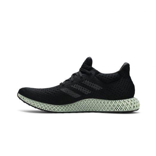 adidas Futurecraft 4D 2021 Black Green