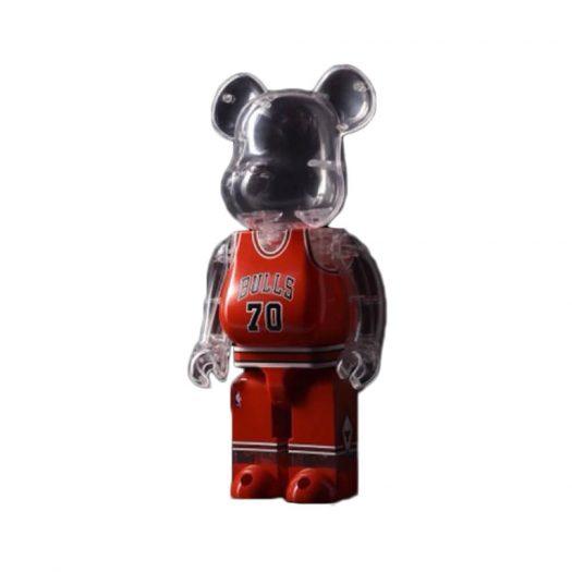 Bearbrick x NBA Chicago Bulls 400%