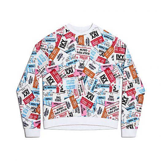 adidas Ivy Park Ski Tag Crew Sweatshirt (All Gender) Multicolor