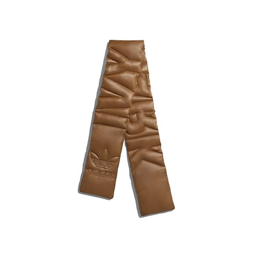 adidas Ivy Park Padded Scarf Wild Brown