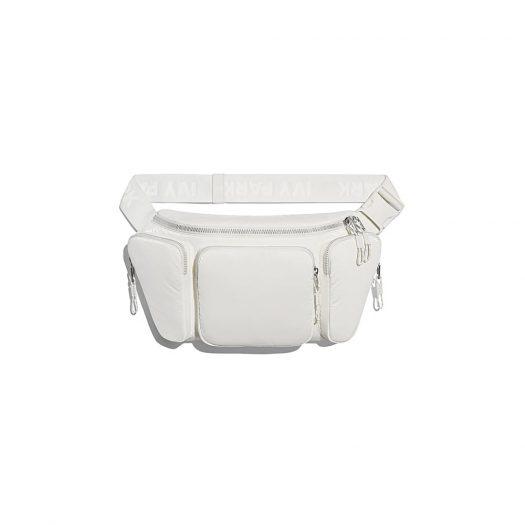 adidas Ivy Park Oversize Waist Bag Core White