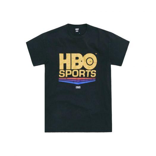 Kith HBO Sports Vintage Tee Black