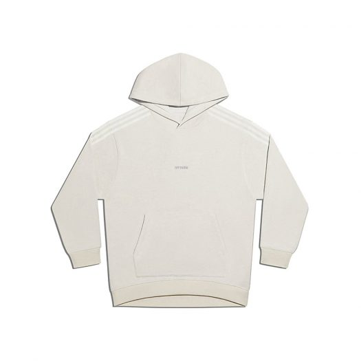 adidas Ivy Park Cargo Hoodie (All Gender) Cream Melange