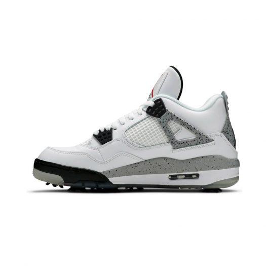 Jordan 4 Retro Golf White Cement