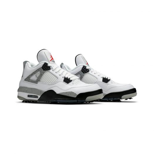 Jordan 4 Retro Golf White Cement