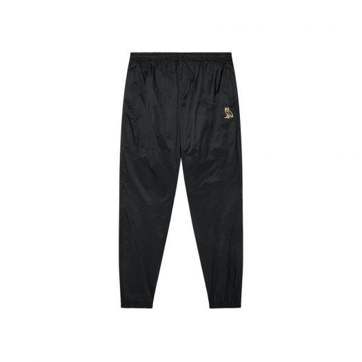 OVO Iridescent Micro-Ripstop Pant Black