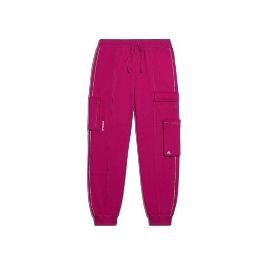adidas Ivy Park Cargo Sweat Pants (All Gender) Bold Pink