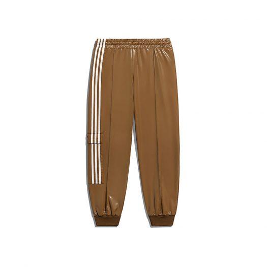 adidas Ivy Park Latex Track Pants (All Gender) Wild Brown