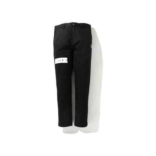Bape Ursus Worker Pants Black