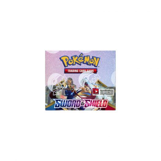 2020 Pokemon Sword and Shield Booster Box