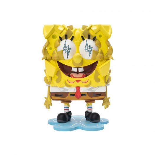 Louis De Guzman x Spongebob x JBalvin Spongebob Figure Yellow