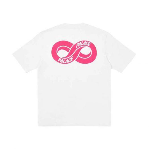 Palace Infinity T-Shirt White