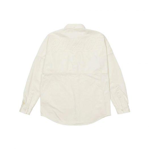 Palace Denim Bossy Shirt White