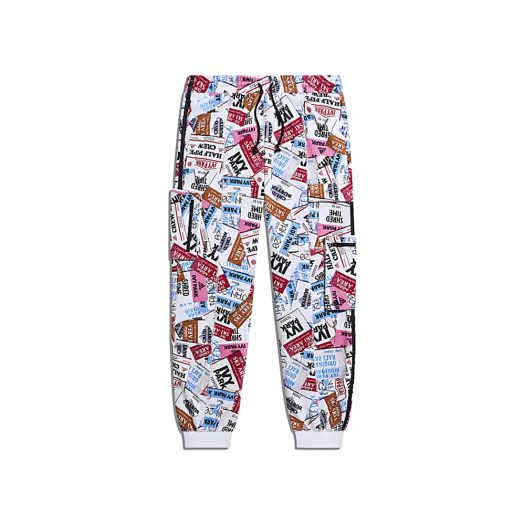 adidas Ivy Park Ski Tag Sweat Pants (All Gender) Multicolor