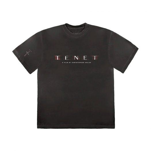 Travis Scott Tenet T-Shirt Black
