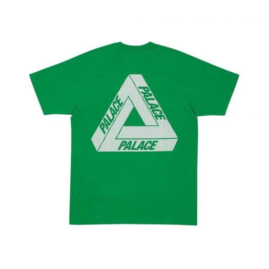Palace adidas Stan Smith T-Shirt Green