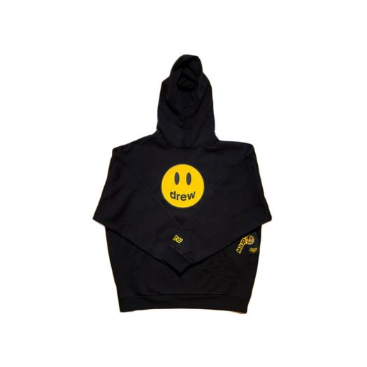 Drew House Mascot Hoodie Black