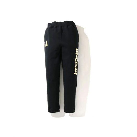 Bape Military Sweatpants Black