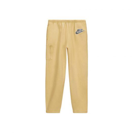 Supreme Nike Cargo Sweatpant Pale Yellow