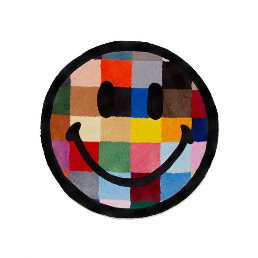 Chinatown Market Color Tile Smiley Rug