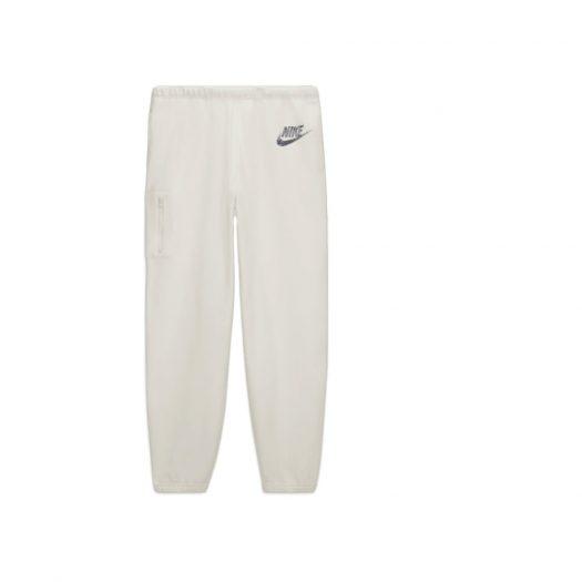 Supreme Nike Cargo Sweatpant White