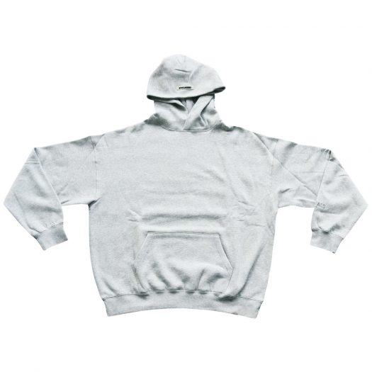Fear Of God Essentials Los Angeles 3m Pullover Hoodie Grey