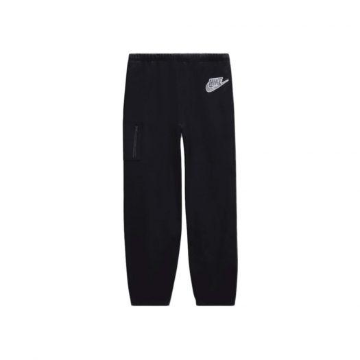Supreme Nike Cargo Sweatpant Black