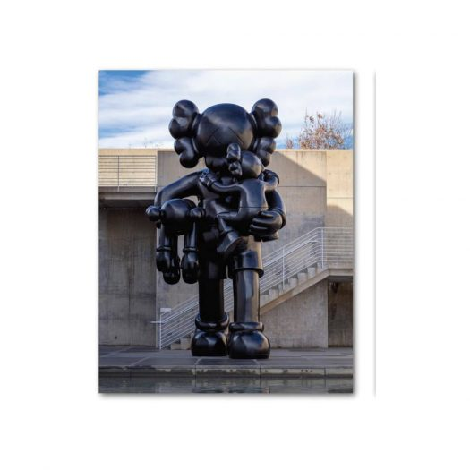 KAWS Clean Slate Mini Poster
