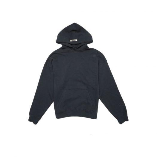Fear Of God Essentials Los Angeles 3m Pullover Hoodie Black