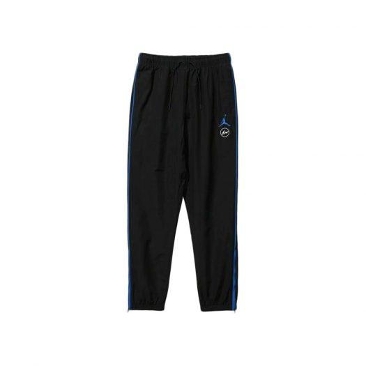 Jordan x Fragment Woven Pant Black