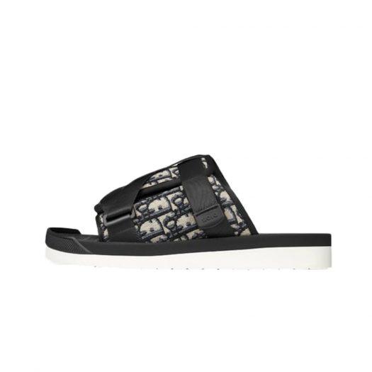 Dior Alpha Sandal Oblique