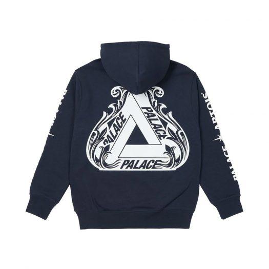 Palace Stella Artois Hood Navy
