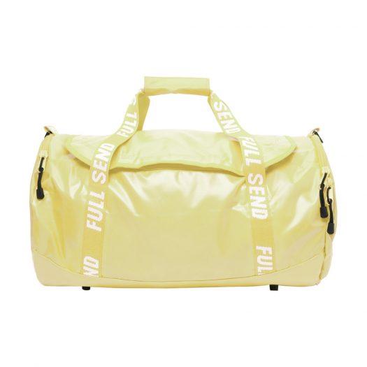 Full Send Duffle Bag Tan