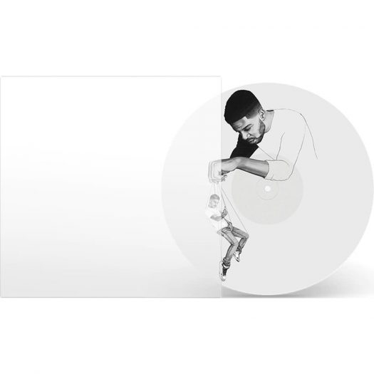 Kid Cudi Leader of the Delinquents Picture Disk 12