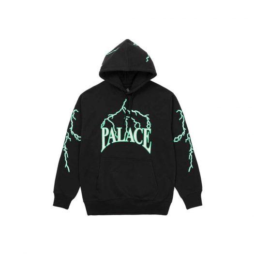 Palace Lightning Speed Hood Black