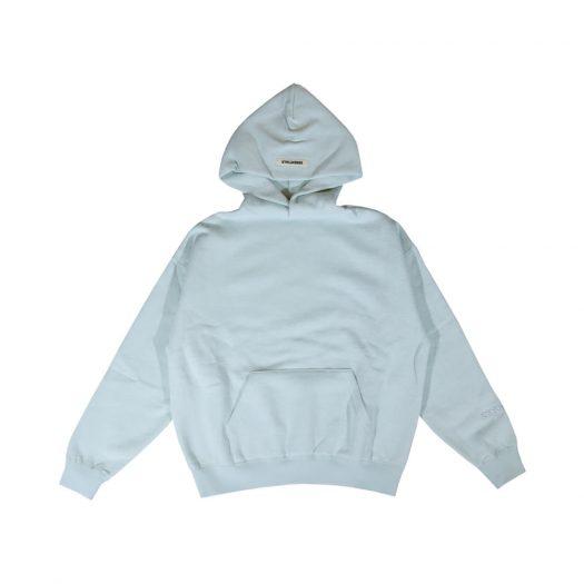 Fear Of God Essentials 3m Logo Pullover Hoodie Blue