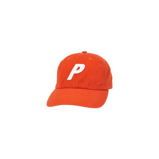 Palace Ripstop P 6-Panel Orange