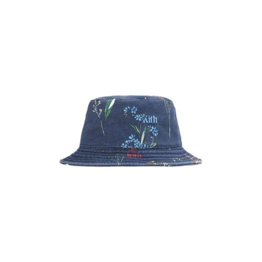 Kith Botanical Floral Bucket Hat Nocturnal