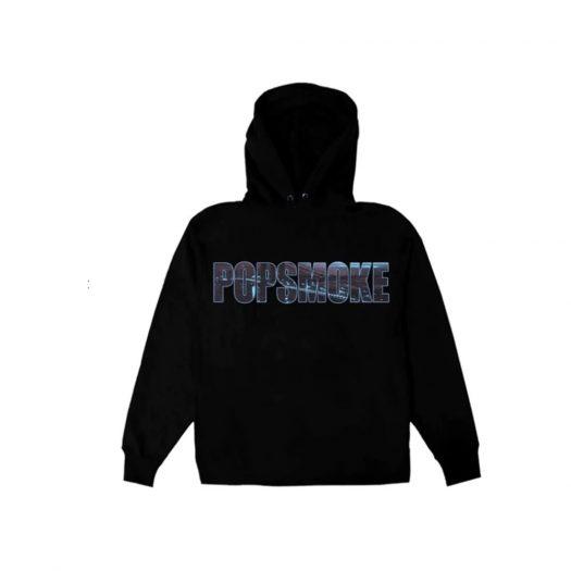 Pop Smoke x Vlone Wraith Hoodie Black