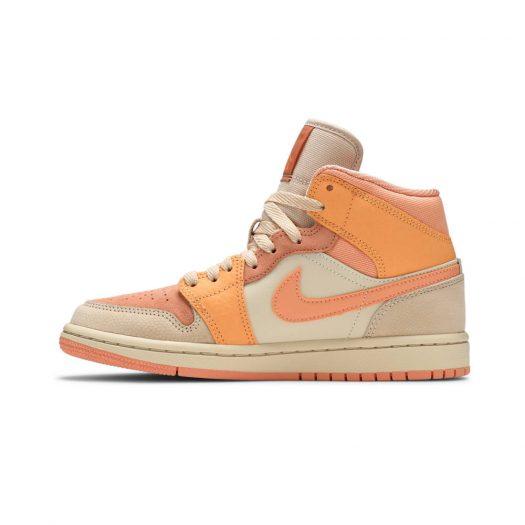 Jordan 1 Mid Apricot Orange (W)