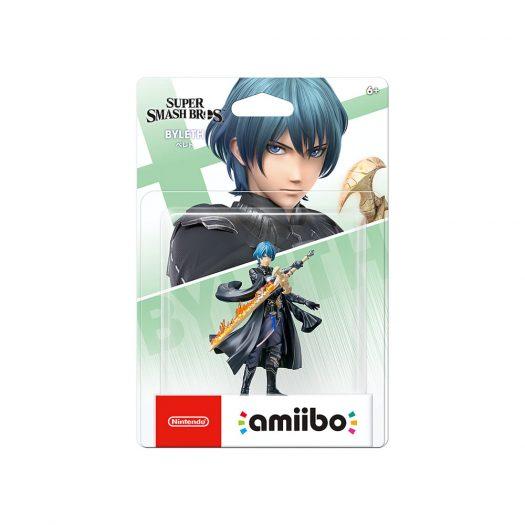 Nintendo Byleth Super Smash Bros. Series amiibo Figure (NVLCAADR)