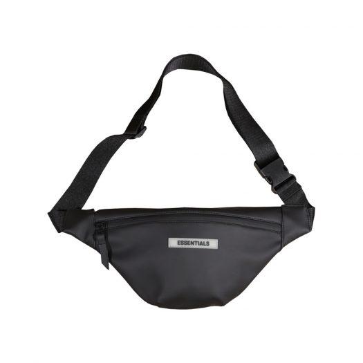 FEAR OF GOD ESSENTIALS Waterproof Sling Bag Black